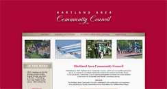Preview of hartlandcommunitycouncil.org